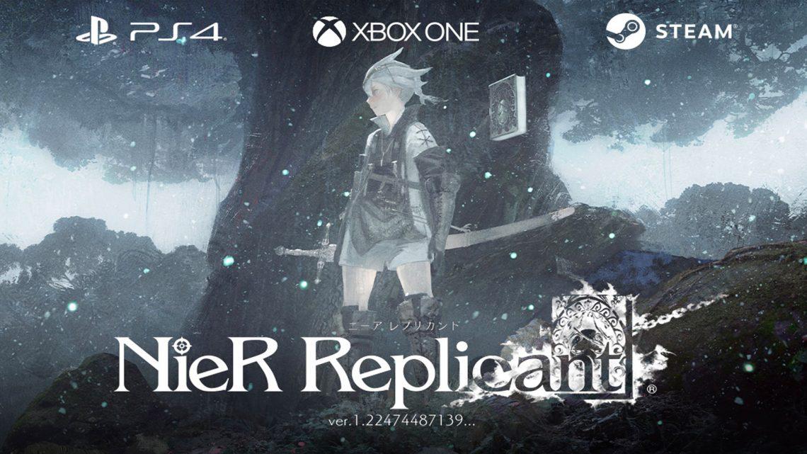 NieR Replicant - PS4 - PC - Xbox