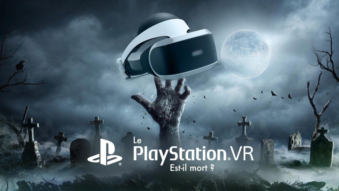 PlayStation VR PSVR Mort