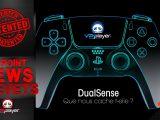 DualSense PlayStation 5 PS5 que nous cache t-elle ?