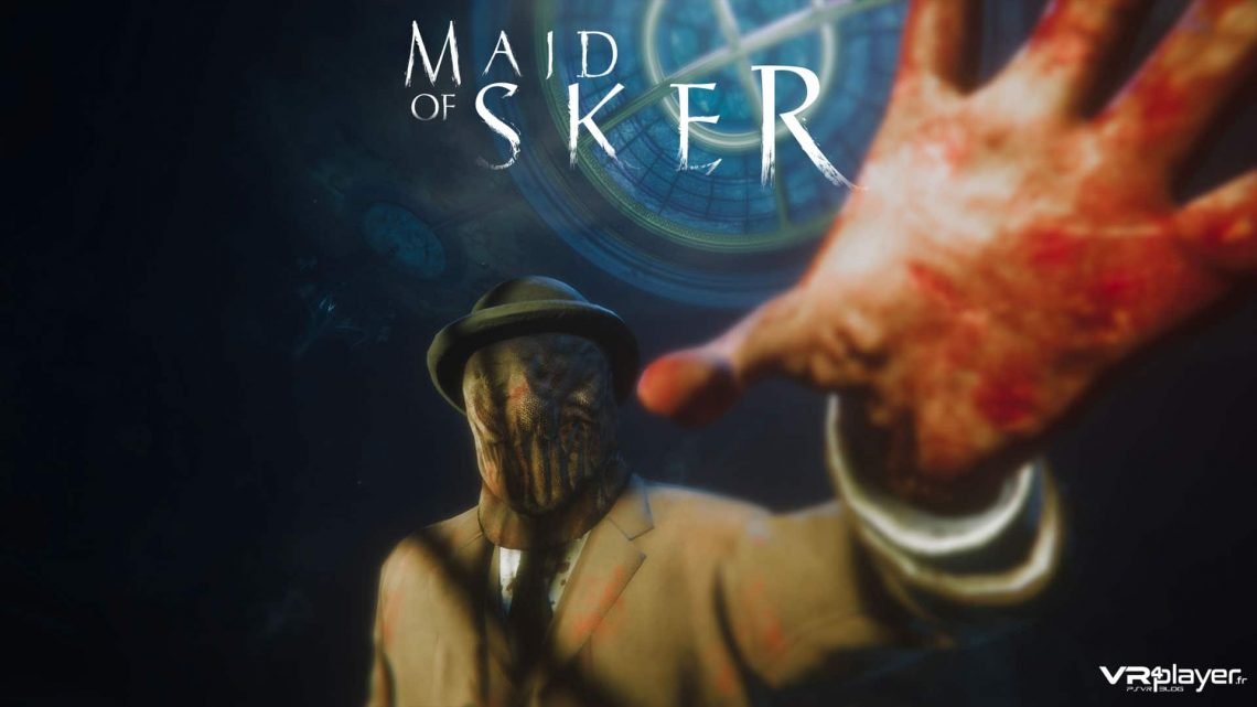 Maid of Sker sur PS4, XBOX, SWITCH