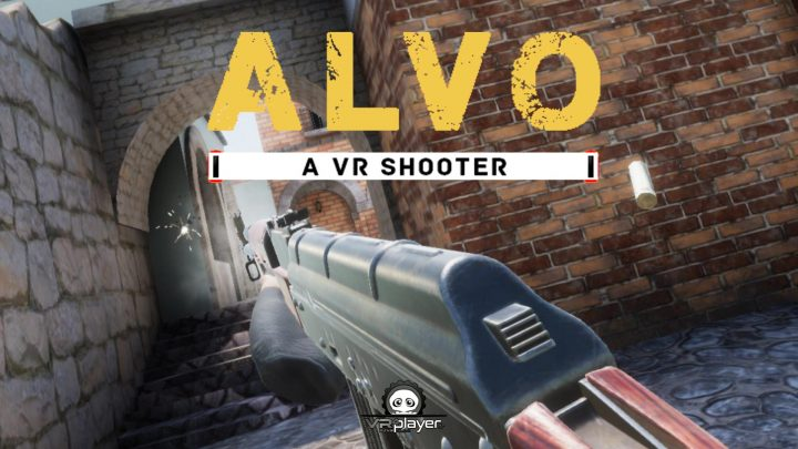 ALVO VR - PSVR PlayStation VR VR4Player