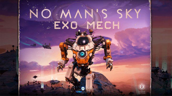 No Man 's Sky Maj Exo Mech