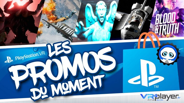 Promos du PlayStation Store durant le confinement (2ème vague) VR4player.fr