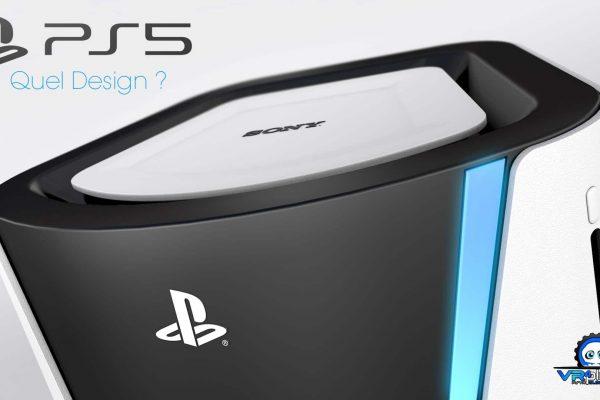PS5 PlayStation 5 Concept Design VR4Player
