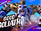 Good Goliath sur PSVR