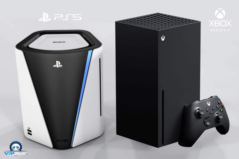 PS5 PlayStation 5 Concept Design VR4Player