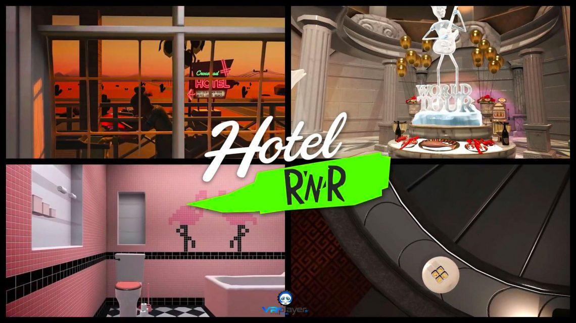 Hotel R'nR sur PSVR