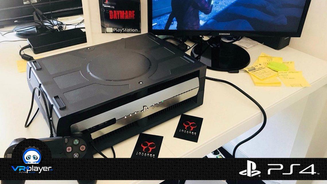 Dev Kit PlayStation 4 PS4 VR4Player