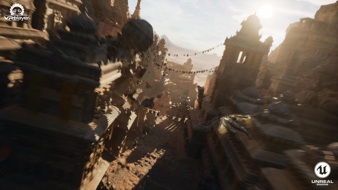 PS5 Unreal Engine 5 PlayStation 5 Démo Technique Lumen in the Land of Nanite Mark Cerny