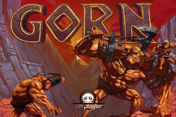 GORN VR Devolver Digital Freelives PSVR PlayStation VR