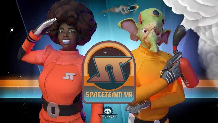 SpaceTeam VR PlayStation VR PSVR VR4Player