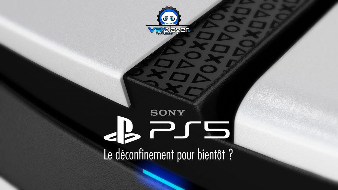 PlayStation 5 PS5 News Sony PlayStation VR4Player