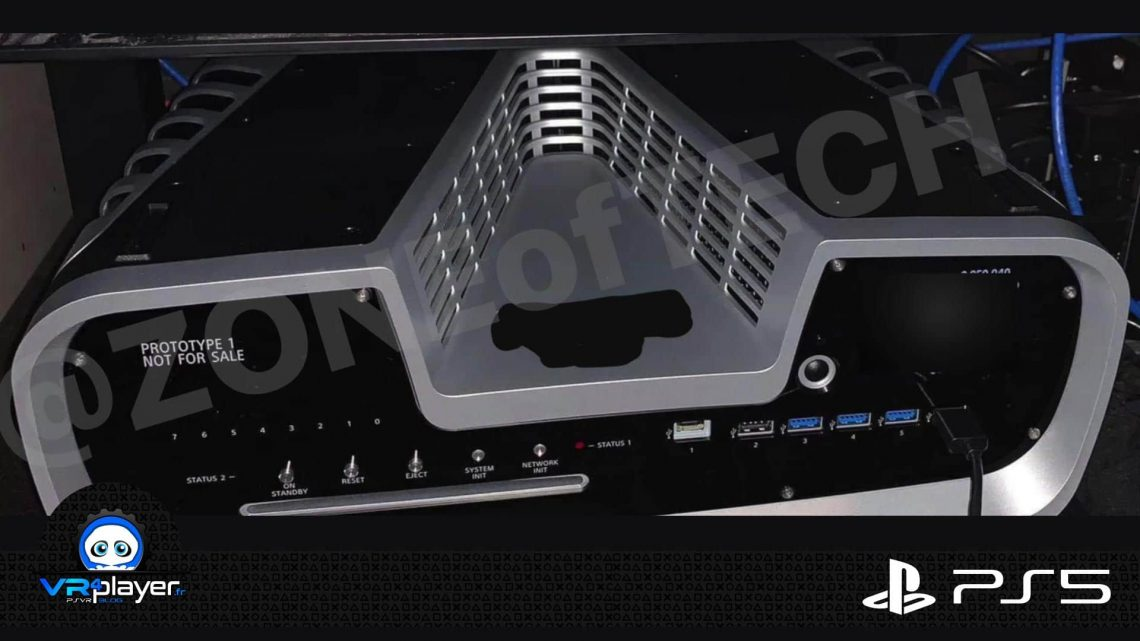 Dev Kit PlayStation 5 PS5 VR4Player