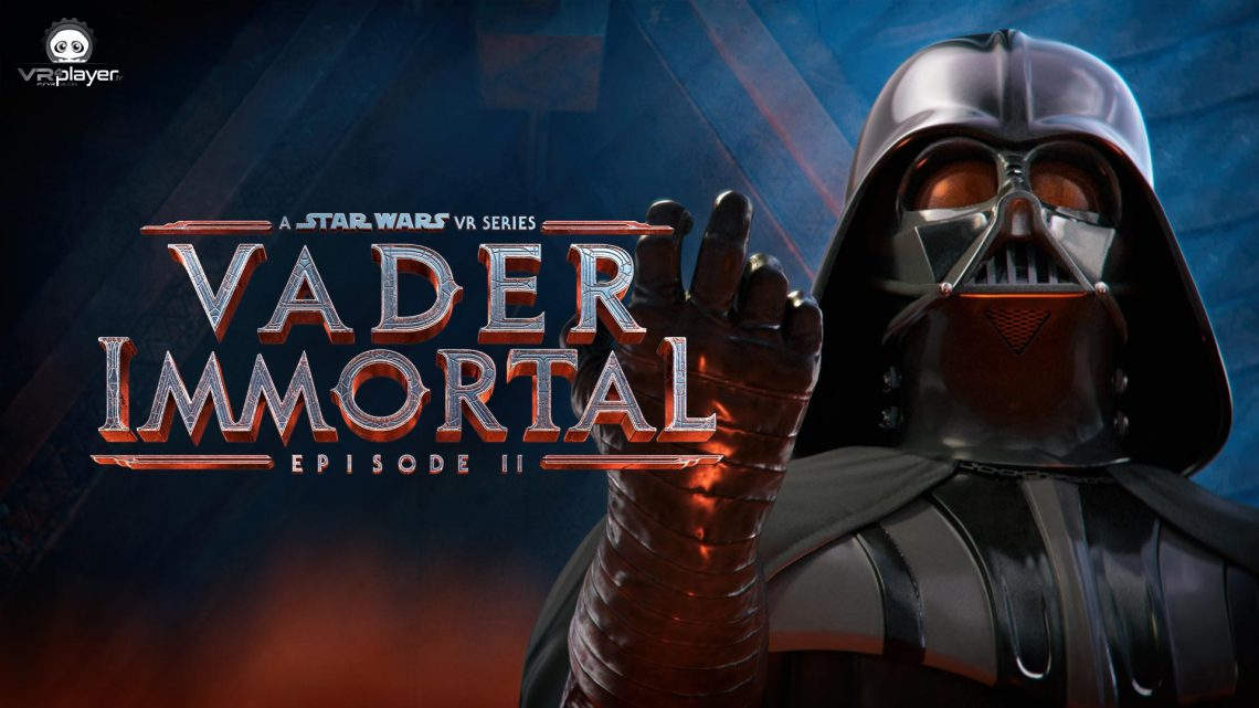 Vader Immortal PSVR PlayStation VR VR4Player - promos