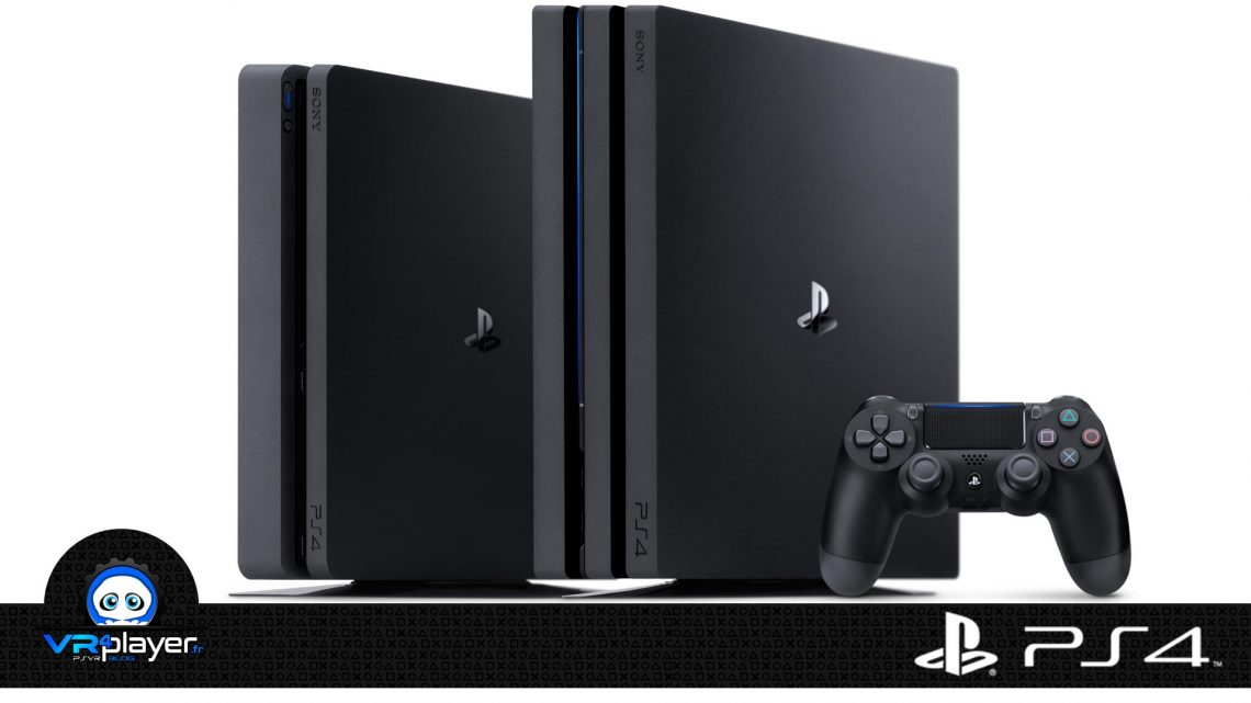 PlayStation 4 PS4 PRO VR4Player Version commerciale