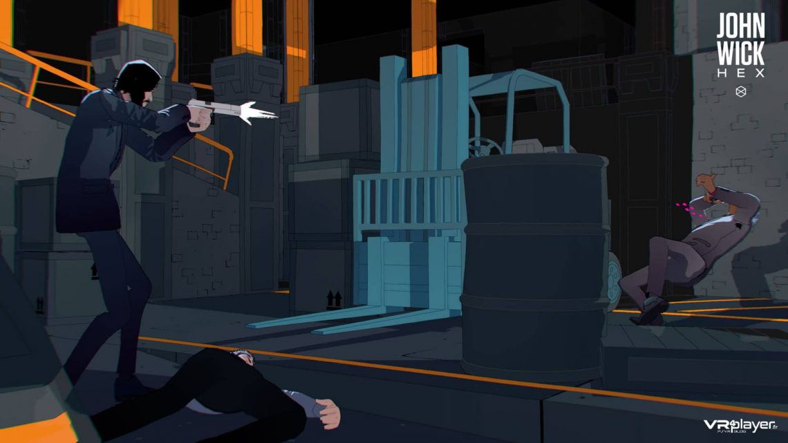 John Wick Hex sur PS4