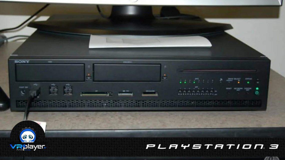 Dev Kit PlayStation 3 PS3 VR4Player