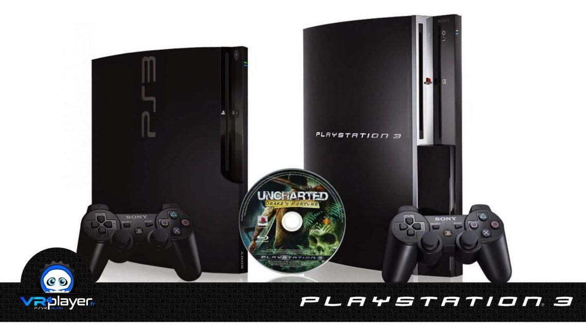 PlayStation 3 PS3 VR4Player Version commerciale