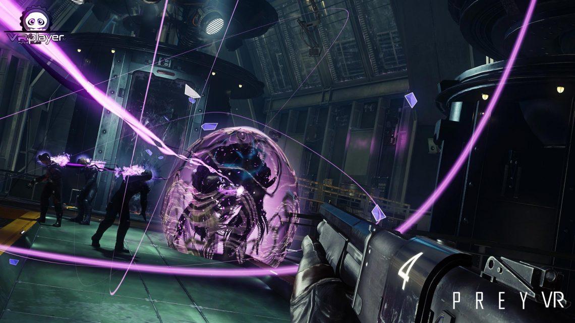 Prey VR PlayStation VR PSVR VR4Player