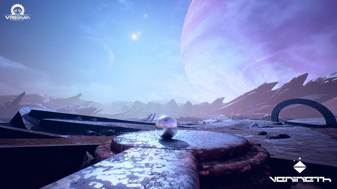 Venineth PSVR PlayStation VR VR4Player Monad Rock