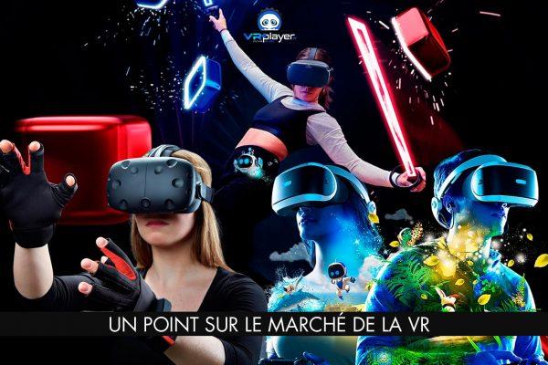 Marché de la VR PlayStation VR Kiyoshi Shin VR4Player