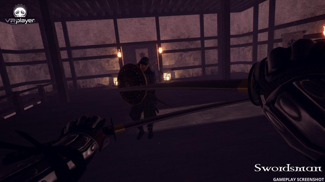 SwordsMan PSVR PlayStation VR SinnStudio VR4Player