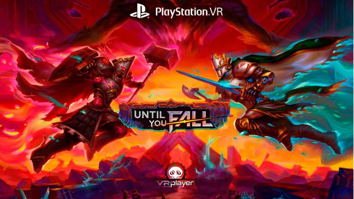 Until You Fall SCHELL GAMES PlayStation VR PSVR VR4Player