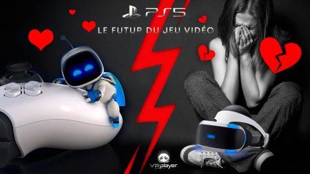 PlayStation 5, PS5, PSVR