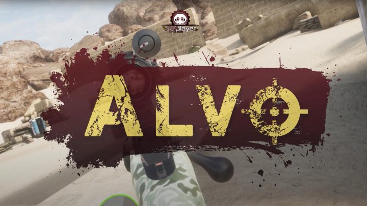 ALVO VR PSVR PLayStation VR VR4Player