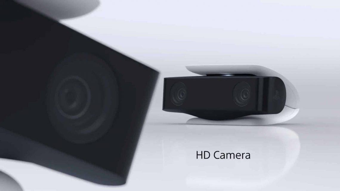 PS5, PlayStation 5, PSVR, Caméra HD