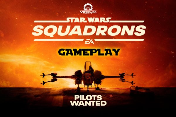 Star Wars Squadrons Pilots Wanted PSVR PlayStation VR VR4Player