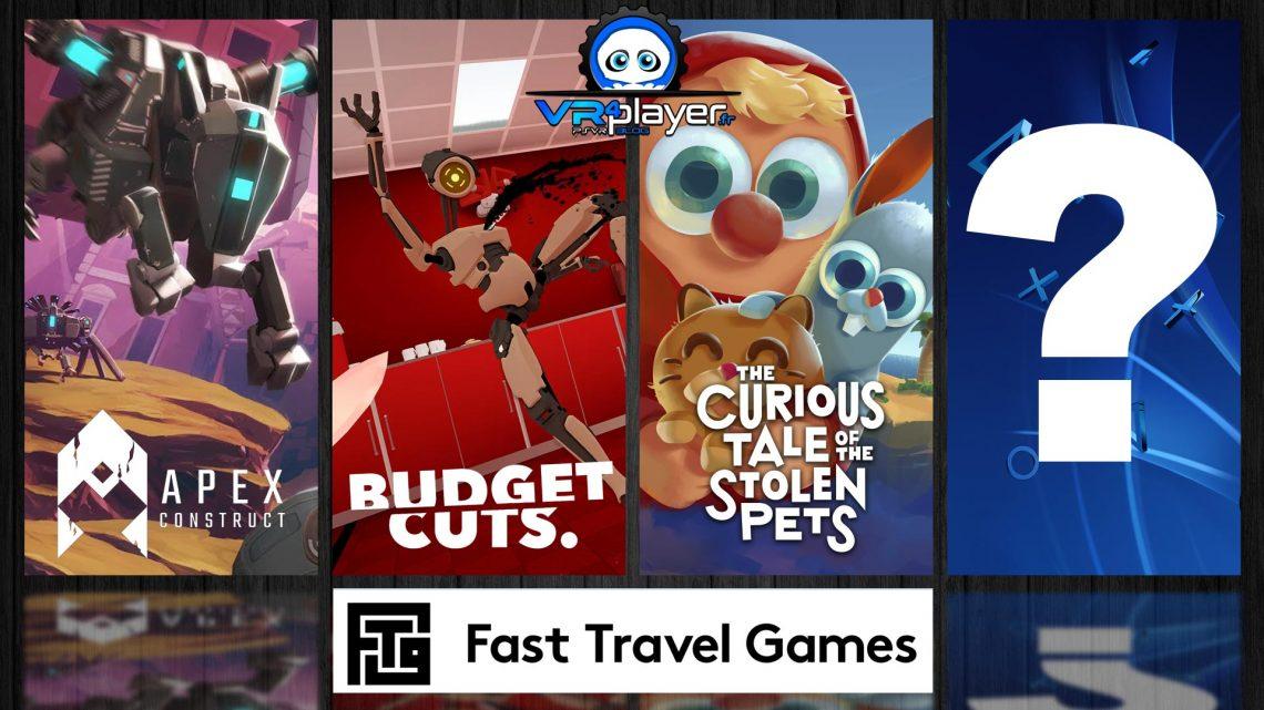 Fast Travel Games PSVR PlayStation VR VR4Player
