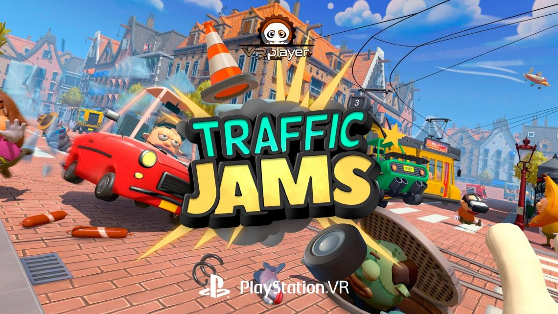 Traffic Jams PSVR PlayStation VR VR4Player
