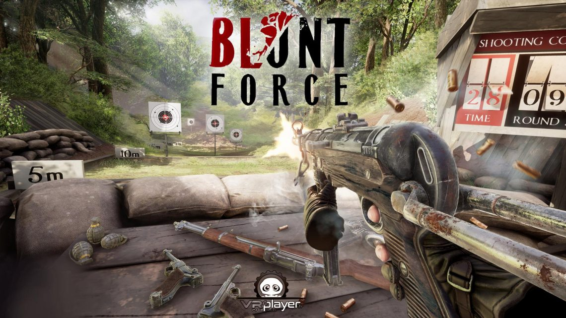 Blunt Force Monad Rocj PSVR PlayStation VR VR4Player