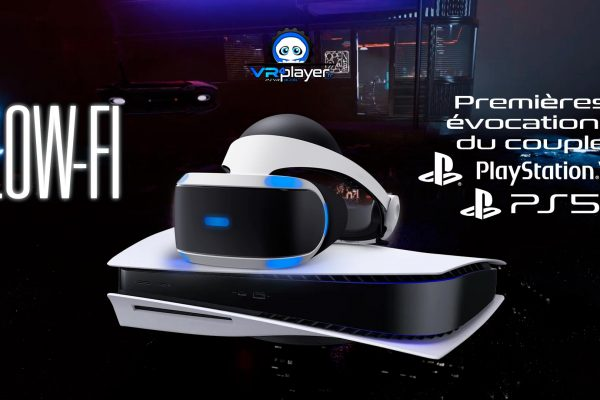 PlayStation VR PlayStation 5 Couple PS5 PSVR les jeux VR exclusifs VR4Player