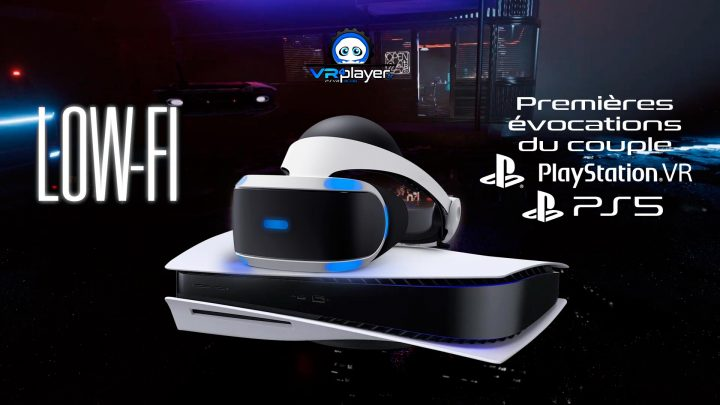 PlayStation VR PlayStation 5 Couple PS5 PSVR les jeux VR exclusifs VR4Player