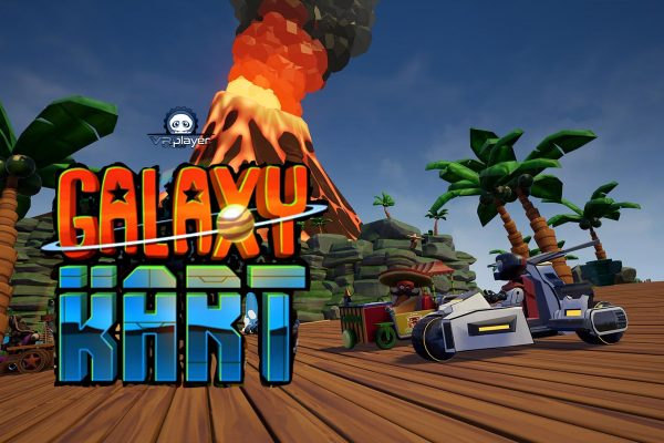 Galaxy Kart PSVR PlaySation VR VR4Player