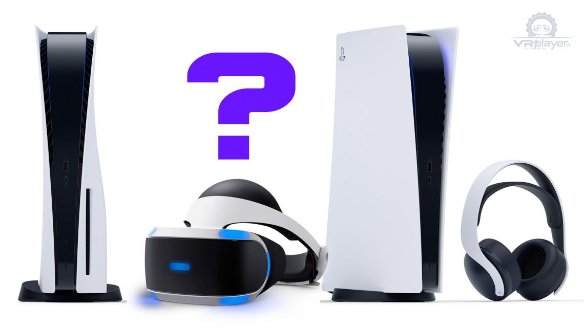 PSVR PlayStation VR PLayStation 5 PS5