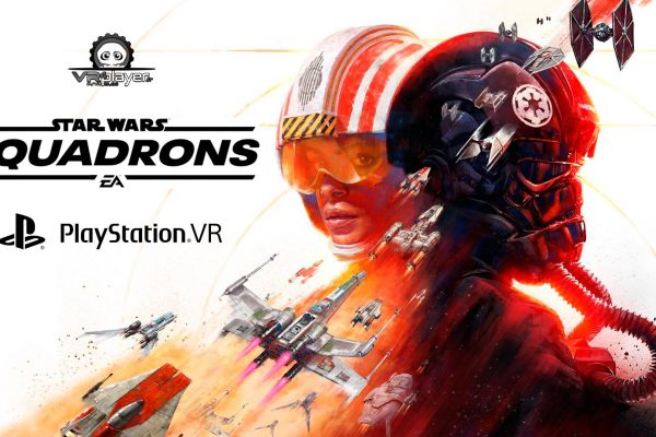 Star Wars Squadrons PlayStation VR PSVR VR4Player