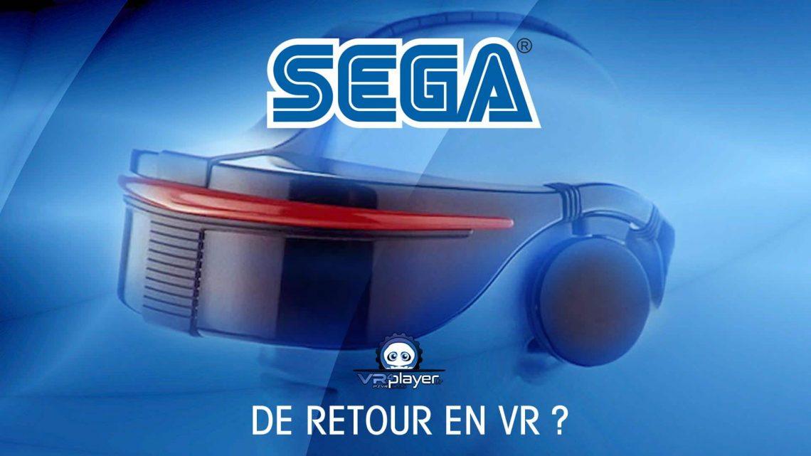 SEGA VR Réalité Virtuelle VR4Player