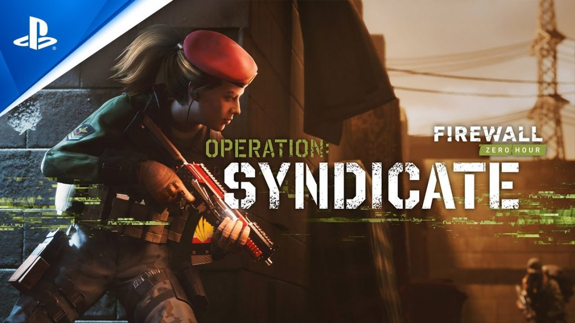 Firewall Zero Hour Operation Syndicate PSVR PlayStation VR VR4Player