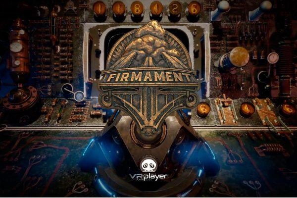 Firmament Cyan PSVR PlayStation VR PSVR2 PS5 VR4Player