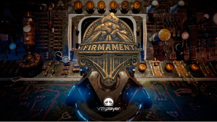 Firmament Cyan PSVR PlayStation VR PSVR2 PS5 VR4Player