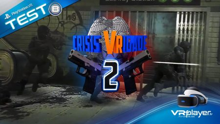 Crisis VRigade 2 PlayStation VR PSVR Test VR4Player
