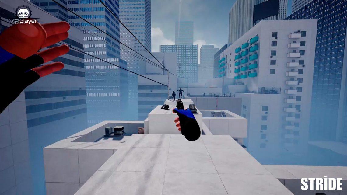 Stride VR PSVR PlayStation VR VR4Player