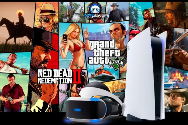 GTA V, Red Dead Redemption II une possible adaptation en VR sur PSVR PlayStation VR VR4player