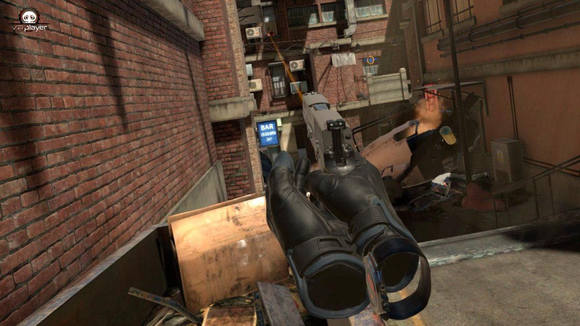 Crisis VRigade 2 PSVR PlayStation VR VR4Player