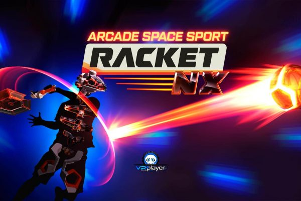 RACKET NX VR PlayStation VR PSVR VR4Player
