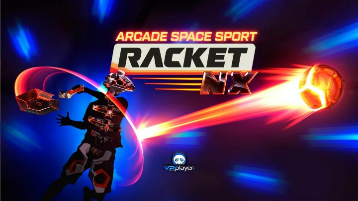RACKET NX VR PlayStation VR PSVR VR4Player