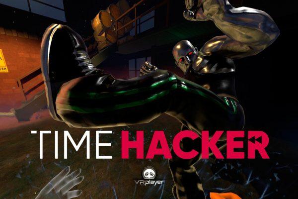 Time Hacker VR PlayStation VR PSVR VR4Player